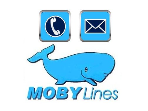 Adresses Moby Lines