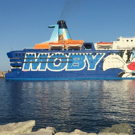 Moby lines Olbia Livourne