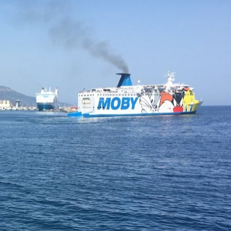 Moby lines Olbia Piombino