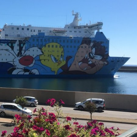 Moby lines Livourne Bastia