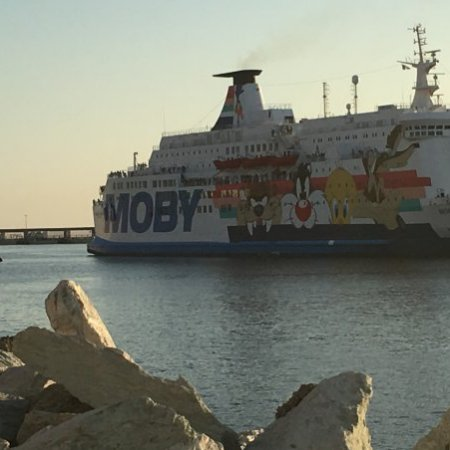 Moby lines Bastia Nice