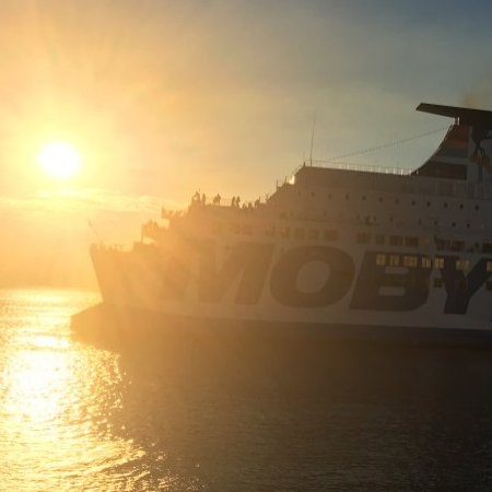 Moby lines Bastia Livourne